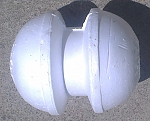 150mm Grooved Float